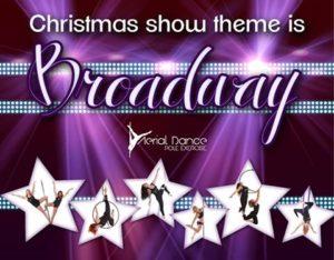 16 christmas show theme