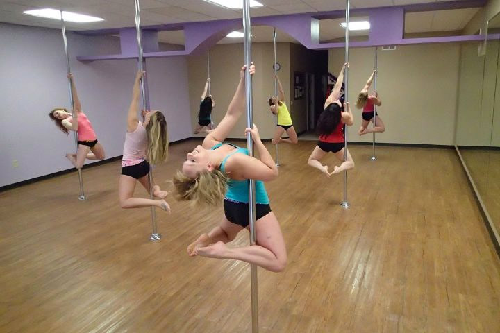 Aerial Dance Appleton Pole Studio