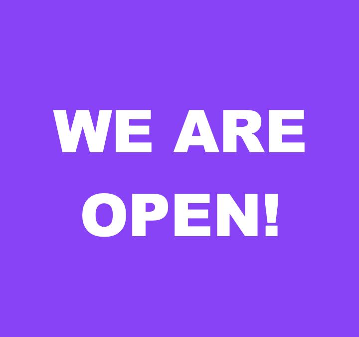 Open on Holidays
