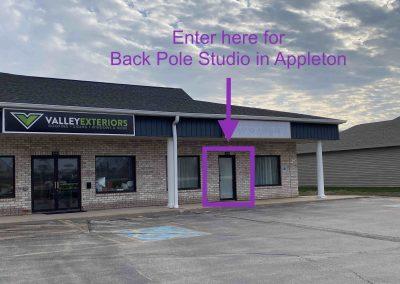 Appleton - Back Pole Studio
