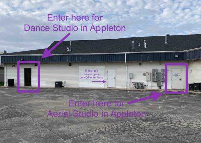 Appleton - Dance Aerial