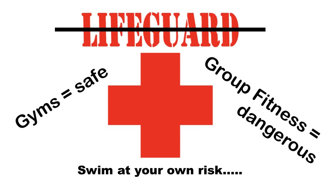 Michigan and Iowa declare that cutting lifeguards decreases drownings!